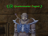 Quartermaster Zugrut