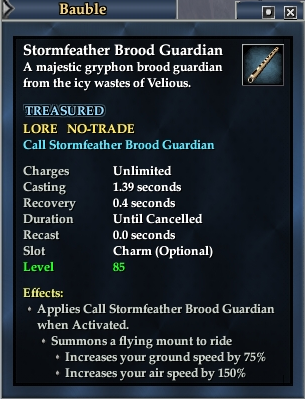 Stormfeather Brood Guardian