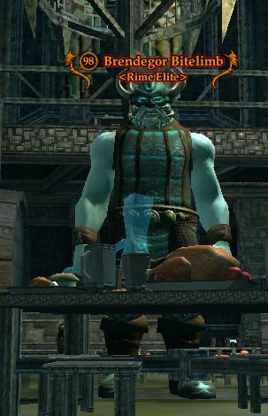 Brendegor Bitelimb (Challenge Mode Epic)