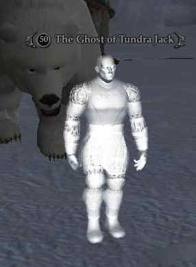 The Ghost of Tundra Jack