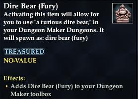 Dire Bear (Fury)