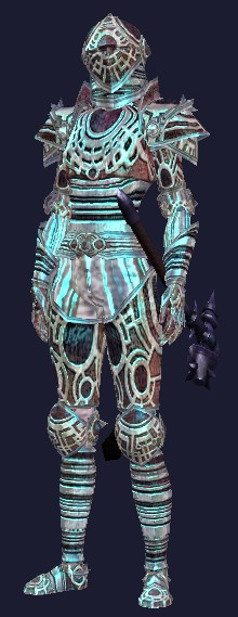 Bastion of Light Set (Armor Set)