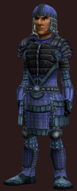 Stormbringer's Sanctified (Armor Set)