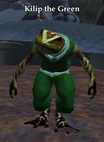 Kilip the Green