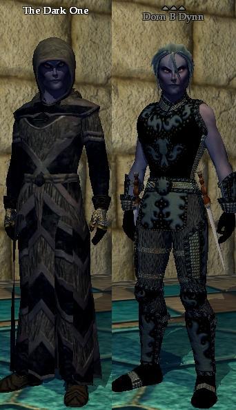 Dorn B'Dynn (The Dark One)