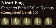 Nizari Fangs