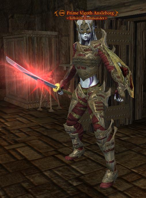Prime Vigoth Ansleborg (Heroic)
