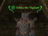 Uthka the Vigilant