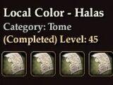 Local Color - Halas (Collection)