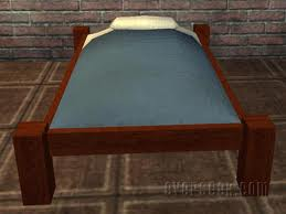 Traditional Cedar Bed