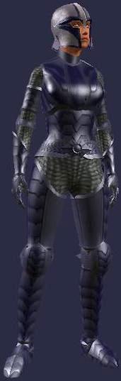 Forged Cobalt Devout (Armor Set)