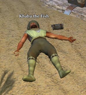 Khabu the Fish