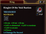 Ringlet Of the Void Bastion