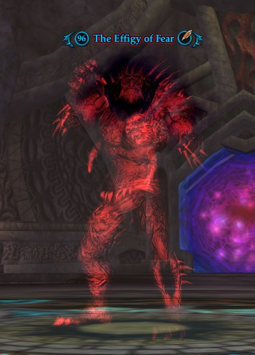 The Effigy of Fear (Quest Instance Boss)