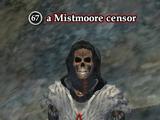 A Mistmoore censor