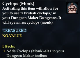 Cyclops (Monk)