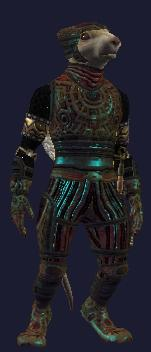 Desecrated Set (Armor Set)