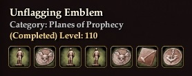 Unflagging Emblem (Collection)