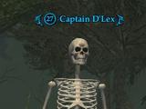Captain D'Lex