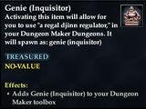 Genie (Inquisitor)