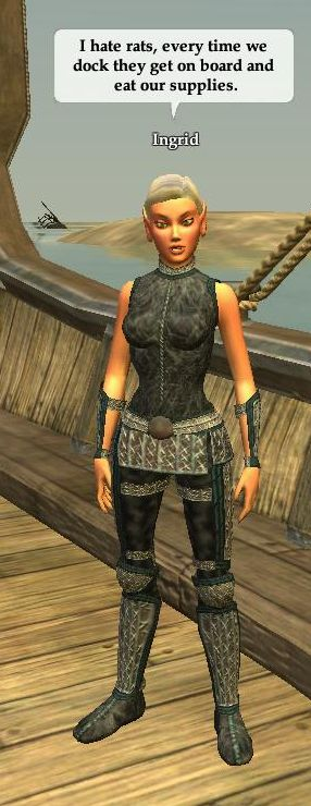 Ingrid (Queen's Colony)