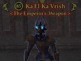Ka'El Ka'Vrish