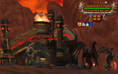 Commander Corpsemaul