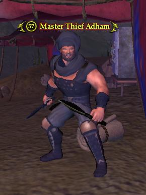 Master Thief Adham