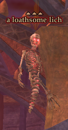 A loathsome lich (Heroic)