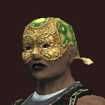 Bristlebane Celebrative Courier Mask