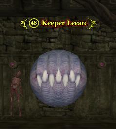 Keeper Leearc