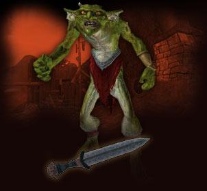 Lore and Legend: Goblin