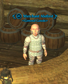 Merchant Alefirst