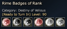 Rime Badges of Rank