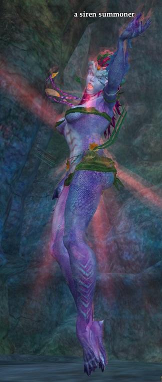 Siren's Grotto: Alluring Embrace (Advanced Solo)