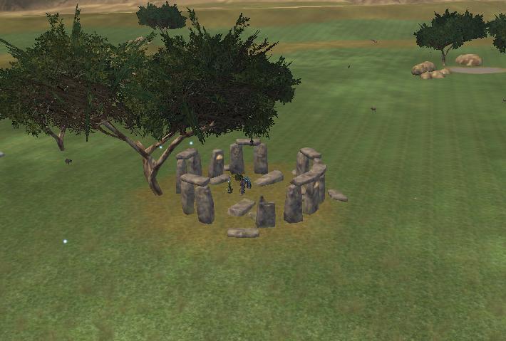 Commonlands Druid Rings