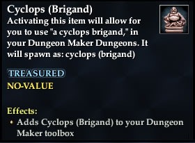 Cyclops (Brigand)