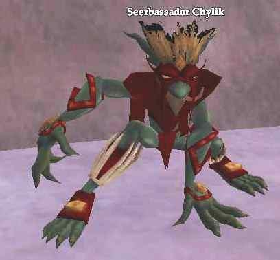Seerbassador Chylik