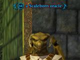 A Scaleborn oracle