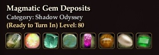 Magmatic Gem Deposits
