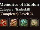 Memories of Eidolon