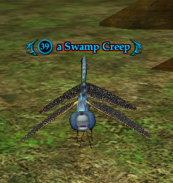 A Swamp Creep