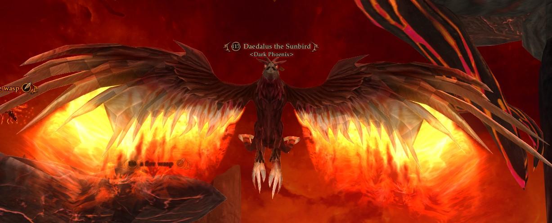 Daedalus the Sunbird