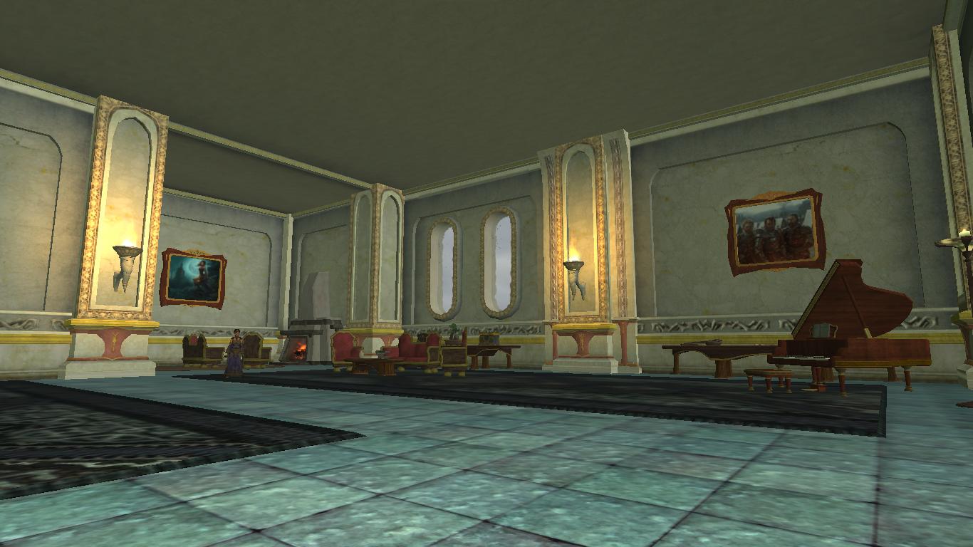 Queen Antonia's Chambers