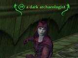 A dark archaeologist
