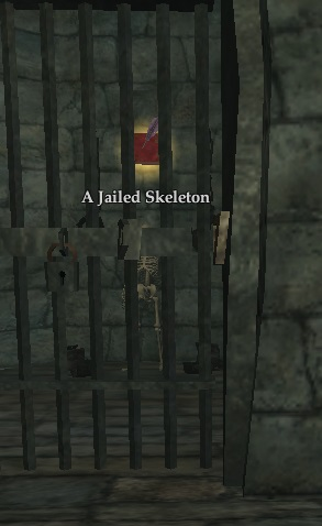 A Jailed Skeleton