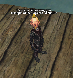 Captain Screewoggins