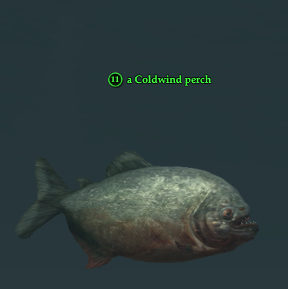 A Coldwind perch