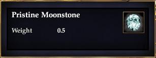 Pristine Moonstone