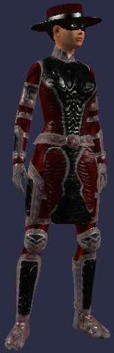 Obstinate Resolution Set (Armor Set)